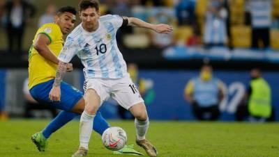 Роналду призвал не принижать заслуг «коротышки» Месси после победы на Кубке Америки