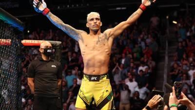 Промоутер Хрюнов оценил шансы Порье победить чемпиона UFC Оливейру