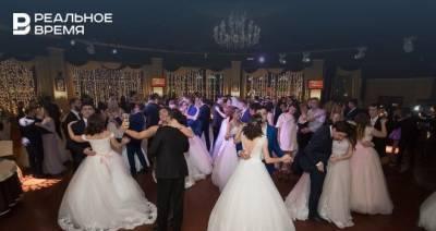 Жители Татарстана чаще всего заключают брак в возрасте 25-34 лет