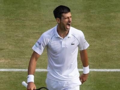 Джокович выиграл Уимблдон шестой раз за карьеру