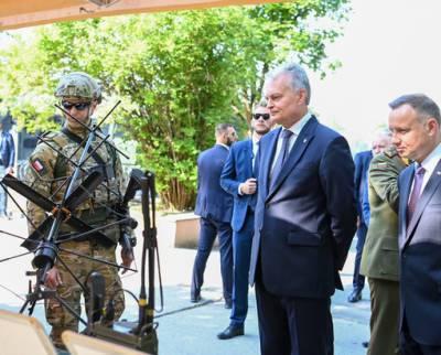 Президенты Литвы и Польши поддерживают европейские интеграционные стремления Украины