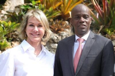 Стало известно о задержании подозреваемого в организации убийства президента Гаити и мира
