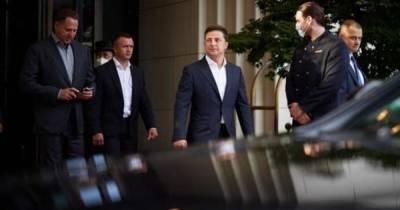 Визит Зеленского в Германию: Минобороны отменило встречу с президентом Украины