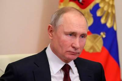 Путин напомнил «отдавшим Украину под внешнее управление» о 1918 годе