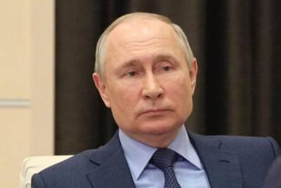 Путин выразил мнение, что Киеву не нужен Донбасс