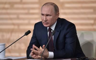 """Путин написал статью об Украине и назвал ее """"детищем советской эпохи"""""""