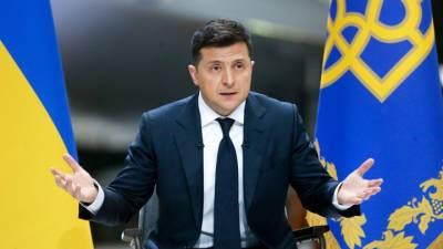 Зеленский хочет привлечь США к урегулированию в Донбассе