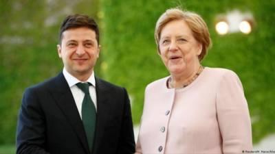 Меркель: Украина останется транзитером газа даже при запуске «Северного потока-2»