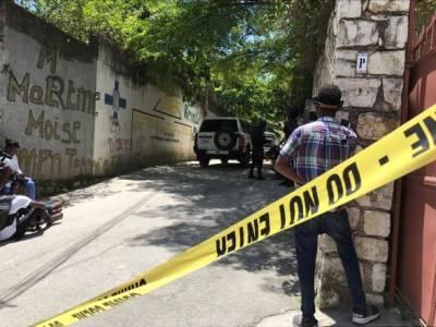 Один из подозреваемых убийц президента Гаити был информатором в американских правоохранителей - Reuters