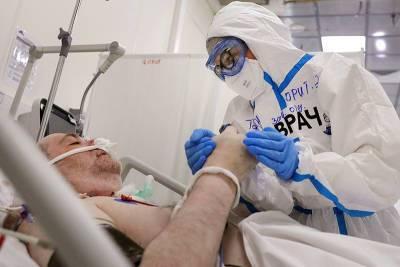 В Москве оборудовали 2200 палат интенсивного наблюдения за COVID-пациентами