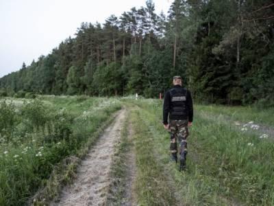 В Литве заявили, что мигранты перед проникновением на границу - получают инструктаж от белорусской стороны