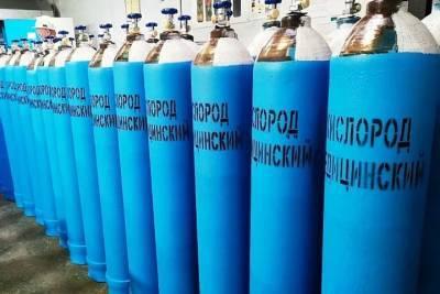 Регионам Сибири не хватает кислорода для лечения больных с COVID-19