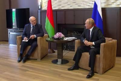 Политолог Безпалько назвал возможную причину экстренного визита Лукашенко к Путину