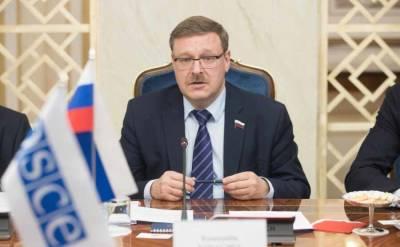 Россия никогда не будет «анти-Украиной»: Косачев прокомментировал статью Путина