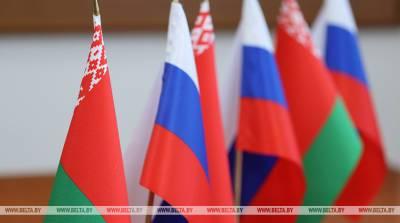 Лукашенко - Путину: главное - безопасность наших государств, этому надо все внимание уделять