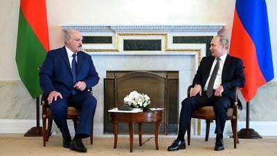"""""""Никакая не неожиданная"""": в Кремле объяснили встречу Путина и Лукашенко"""