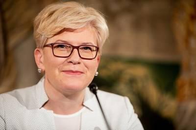 Шимоните заявила, что Литве известно несколько белорусских туркомпаний, которые занимаются перевозкой мигрантов
