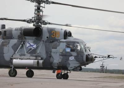 Морская авиация прибыла в Санкт-Петербург для участия в параде ВМФ России