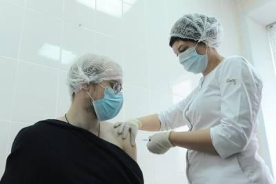 По темпам вакцинации от коронавируса Тамбовская область находится на 8 месте среди регионов России