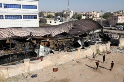 Путин выразил соболезнования после пожара в ковидном госпитале Ирака