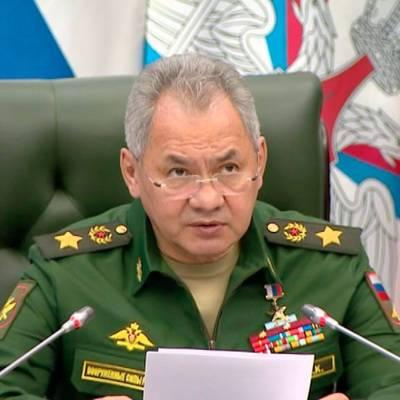 Шойгу: Парад в День ВМФ в Петербурге станет самым масштабным