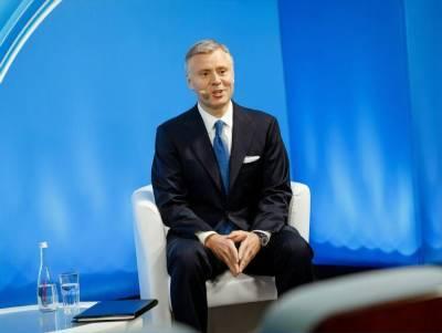 """Витренко считает, что """"Северный поток – 2"""" можно будет остановить даже после запуска"""