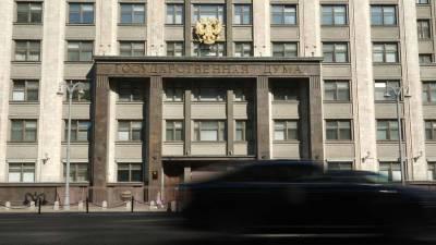 В ГД назвали вероятные темы переговоров в случае встречи Путина и Зеленского