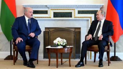 В Кремле раскрыли итоги встречи Путина и Лукашенко