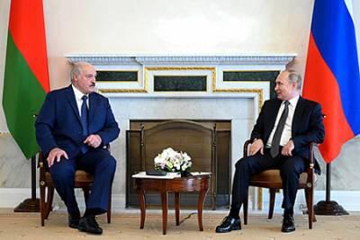 Лукашенко рассказал Путину о мерзопакостных врагах