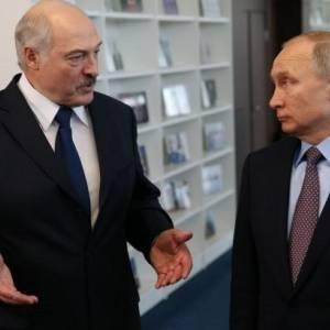 Лукашенко договорился с Путиным о цене на газ и кредитах для Беларуси
