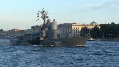 Вести в 20:00. Мощь российского флота у берегов Невы: что увидим на параде ВМФ