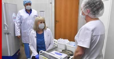 О темпах вакцинации в Москве рассказали в мэрии