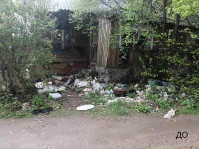 Ликвидирована очередная свалка в Ленинском районе Смоленска