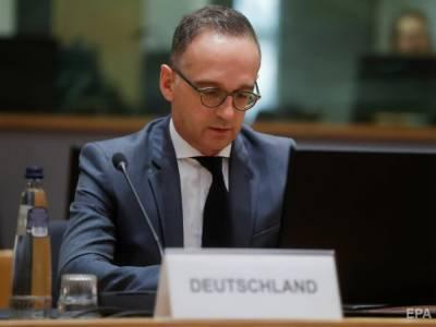 """Глава МИД ФРГ заявил о сближении позиций Берлина и Вашингтона по """"Северному потоку – 2"""""""