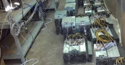 Полицейские задержали подозреваемых в краже оборудования для майнинга