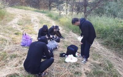 За минувшие сутки в Литве задержали 22 нелегальных мигранта