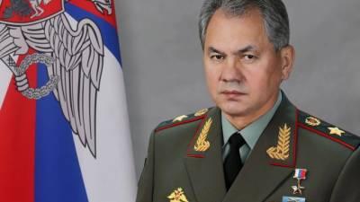 Шойгу прибыл в Ростов-на-Дону для проверки боеготовности войск ЮВО