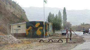 Россия строит новую погранзаставу Таджикистану