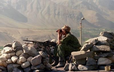 Россия и Таджикистан строят новую погранзаставу на границе с Афганистаном