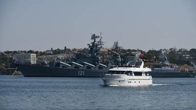 Парада не будет: в Севастополе день ВМФ отпразднуют тихо