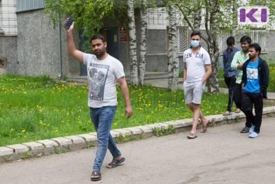 За полгода в Коми гражданами России стали 887 иностранцев