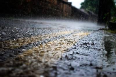 Дождь с грозой ожидается в Смоленской области 15 июля
