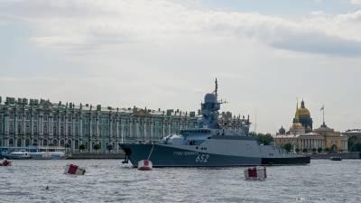 День ВМФ: как в Петербурге готовятся к самому масштабному параду