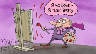 Борьба с «анти-Россией» стала смыслом жизни Путина
