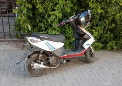 В Рязани поймали 17-летнего водителя мопеда без прав