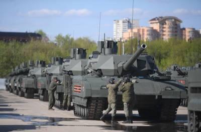 Минобороны: у ВС России самый высокий процент новой военной техники
