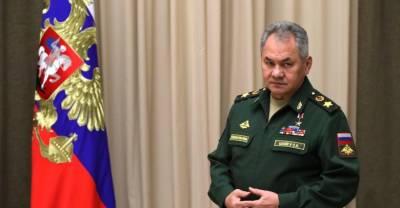 Шойгу рассказал, почему Российская армия самая современная в мире