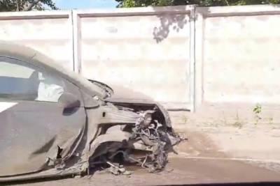 В Туле скрывшегося с места ДТП на Новотульской водителя «Делимобиля» поймали пьяным
