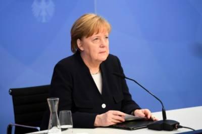 Украина должна оставаться страной-транзитером газа - Меркель