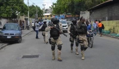 По подозрению в убийстве президента Гаити задержано 23 человека
